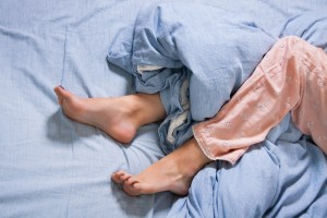 restless legs keep you up at night