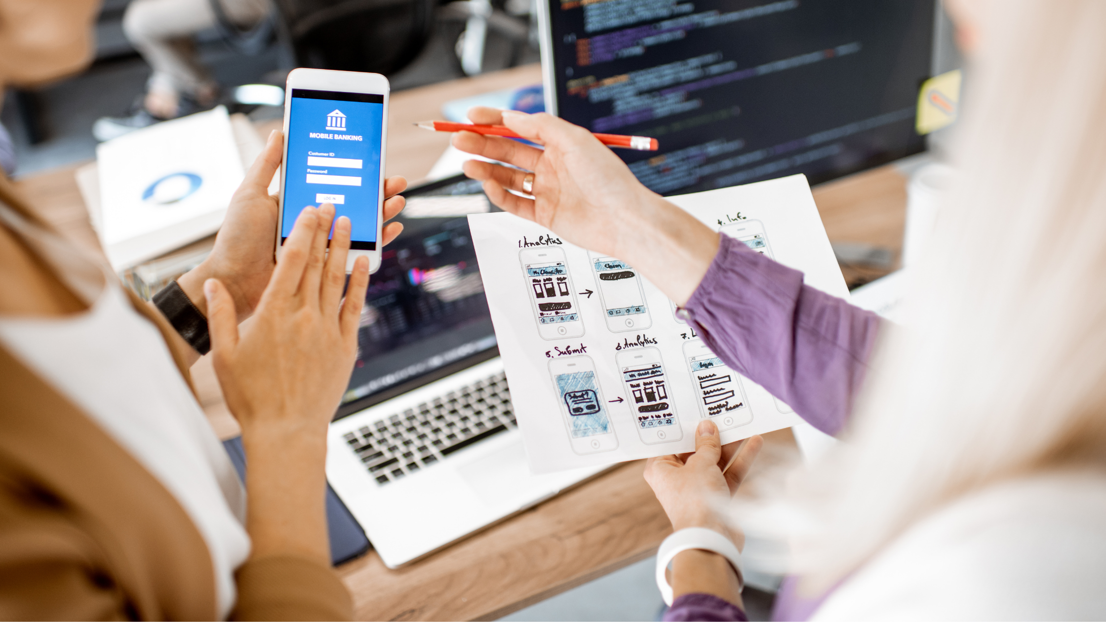 The Mobile Application Development Process Every Successful App Uses