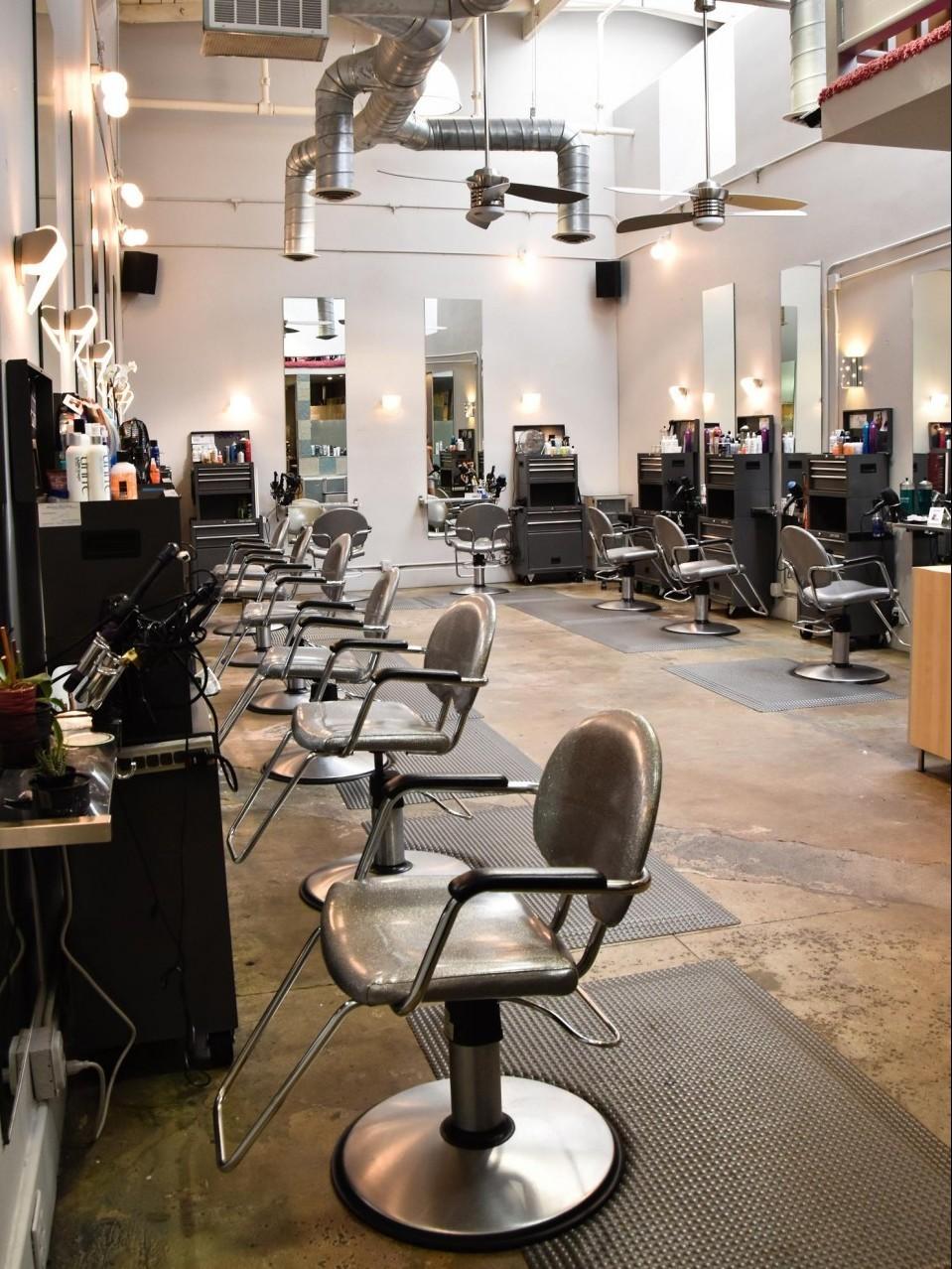 convenient location los gatos hair salon
