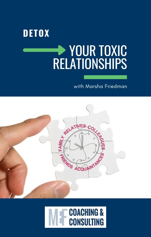 detox toxic relationships