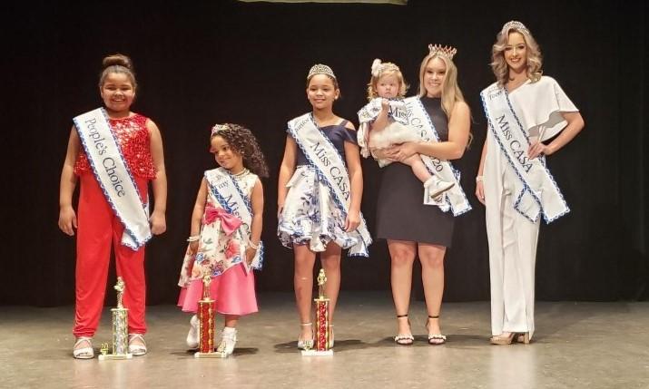 Miss CASA Queens 2020