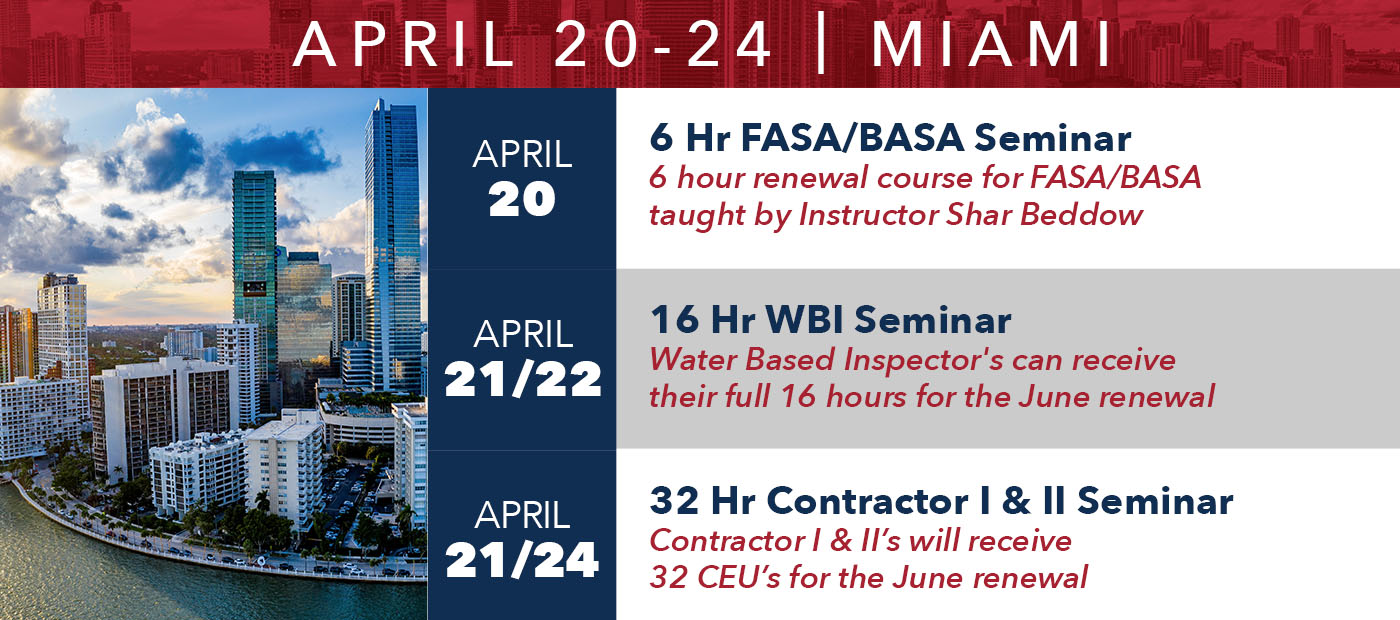 """Featured image for """"Miami CEU Conference – April 20-24"""""""