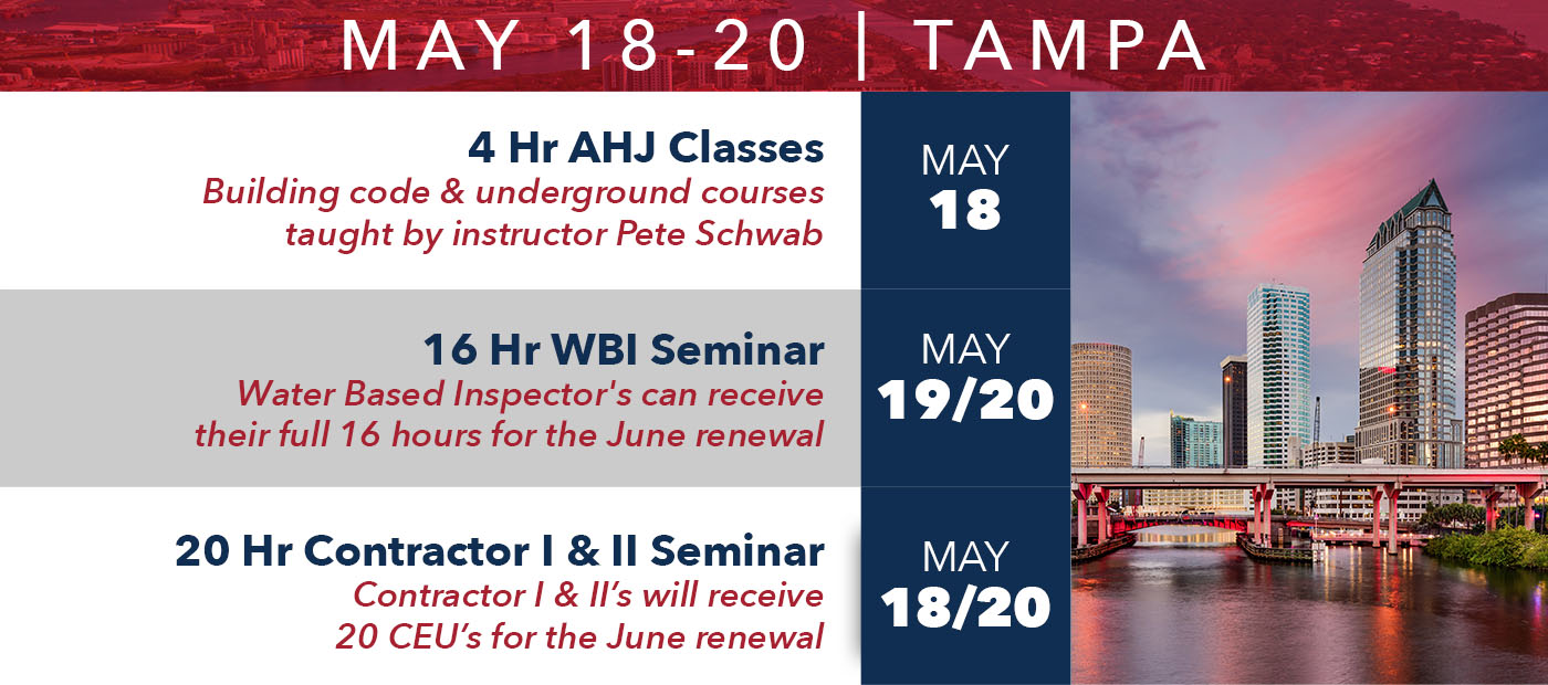 """Featured image for """"Tampa CEU Conference – May 18-20"""""""
