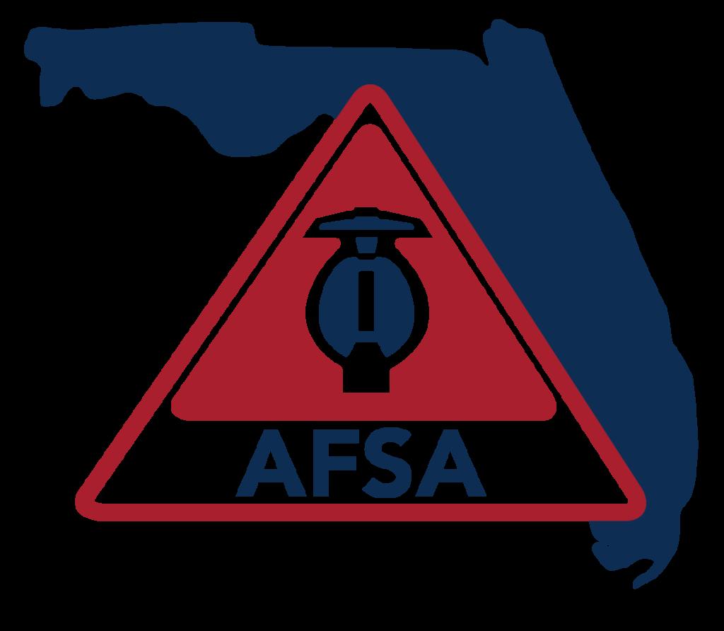 American Fire Sprinkler Association - Florida Chapter Logo