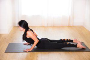 Low Cobra for Back Strength