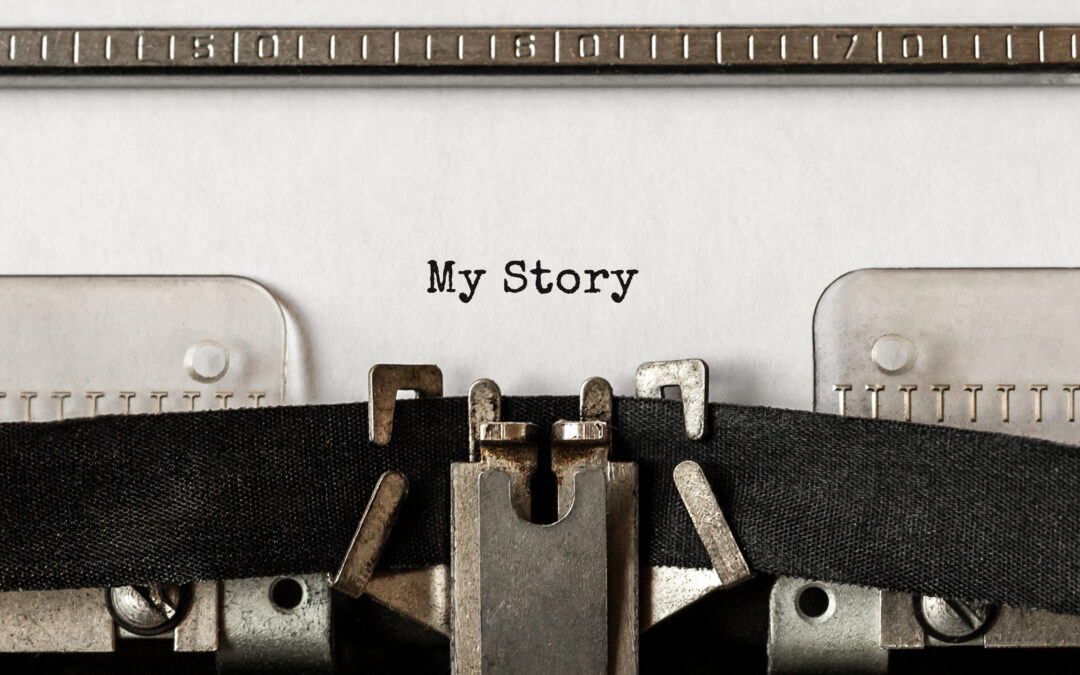 Owing My Own Story – Even When It's Different From Yours