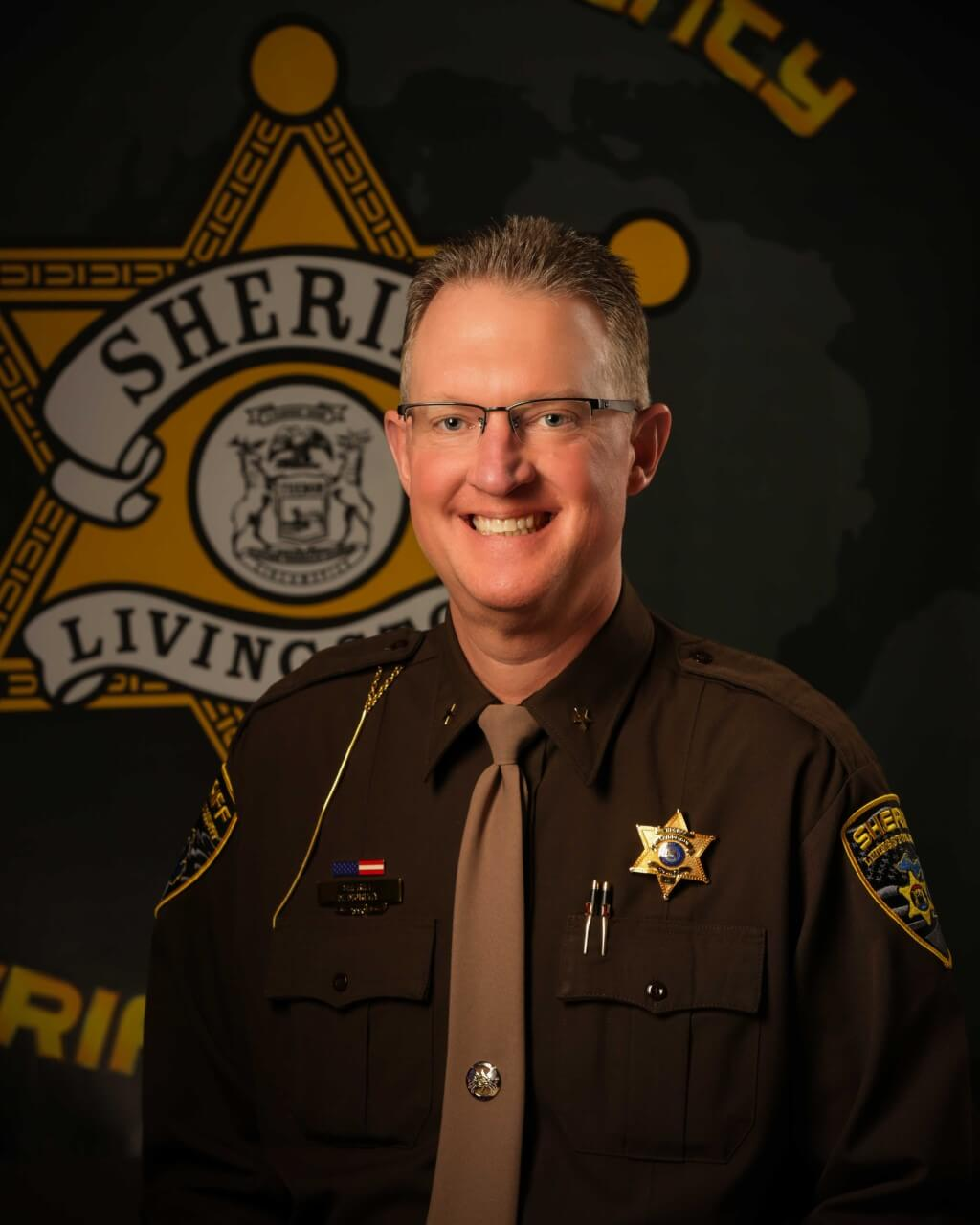 Livingston County Sheriff Mike Murphy Michigan Re-election Campaign 2020