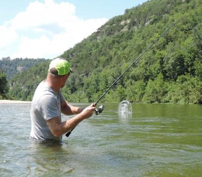 Custom Spinning Fishing Rods