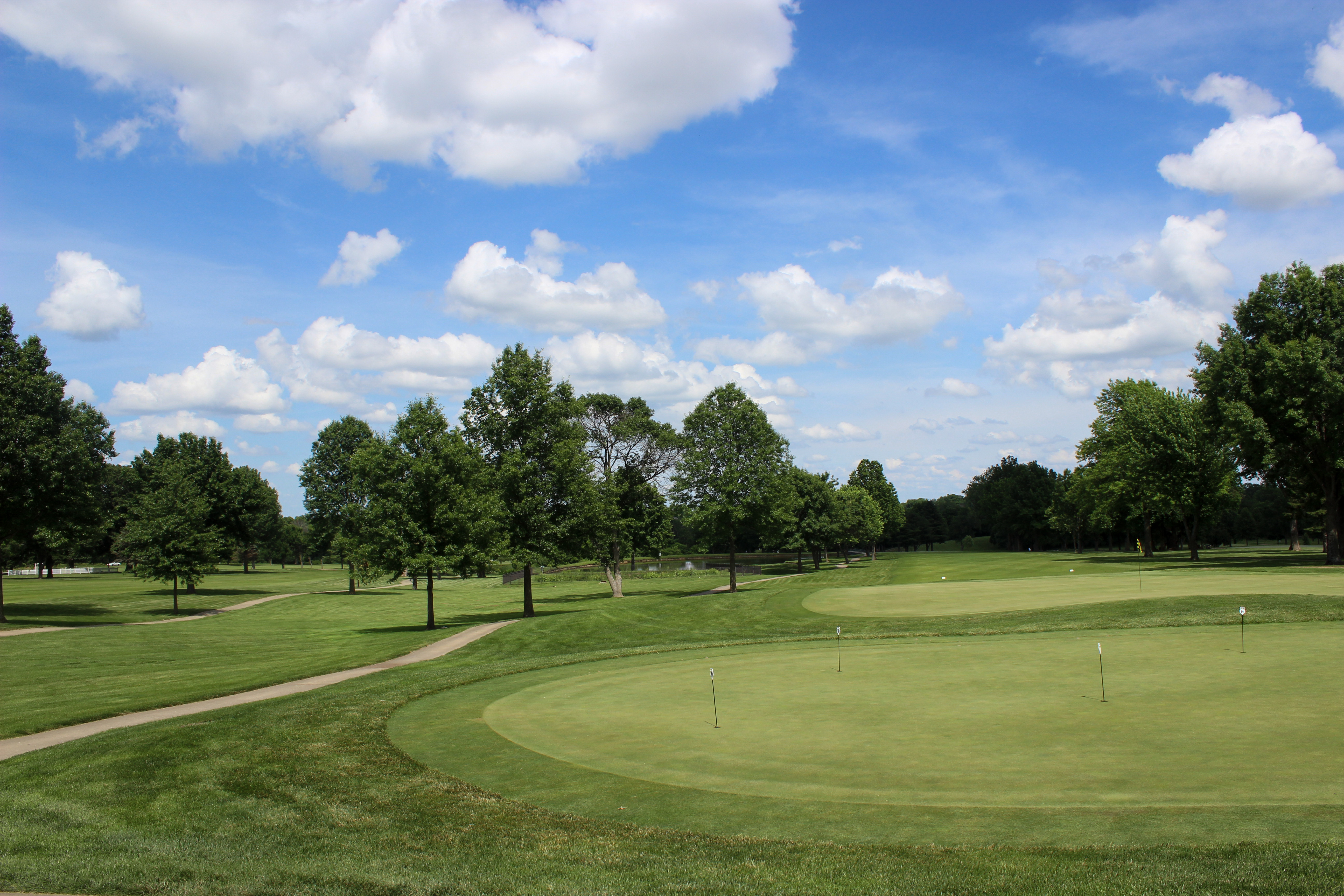 Sedalia Country Club Course