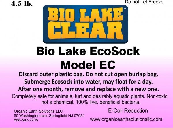 E-Coli Bacteria Remover for ponds
