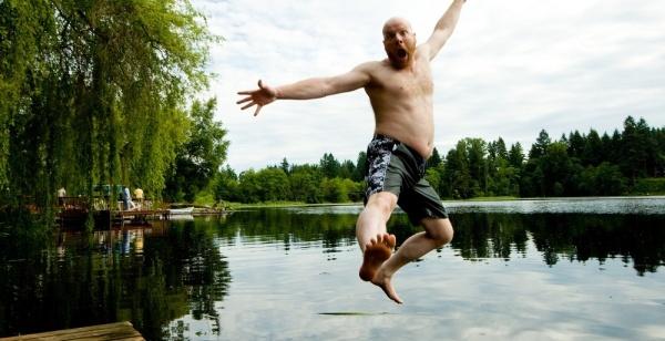 lake swimming safety
