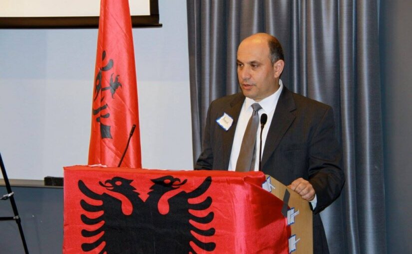 Convention Report of The Pan Albanian Federation of America, VATRA June 10, 2017