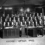 KUVENID I VATRES 1920