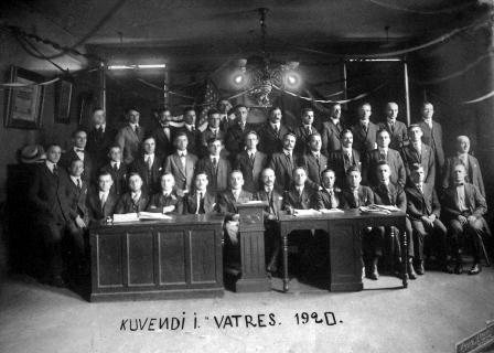 THEMI – VATRA DHE KUPTOJME-KOMBIN ( 1912-2021)