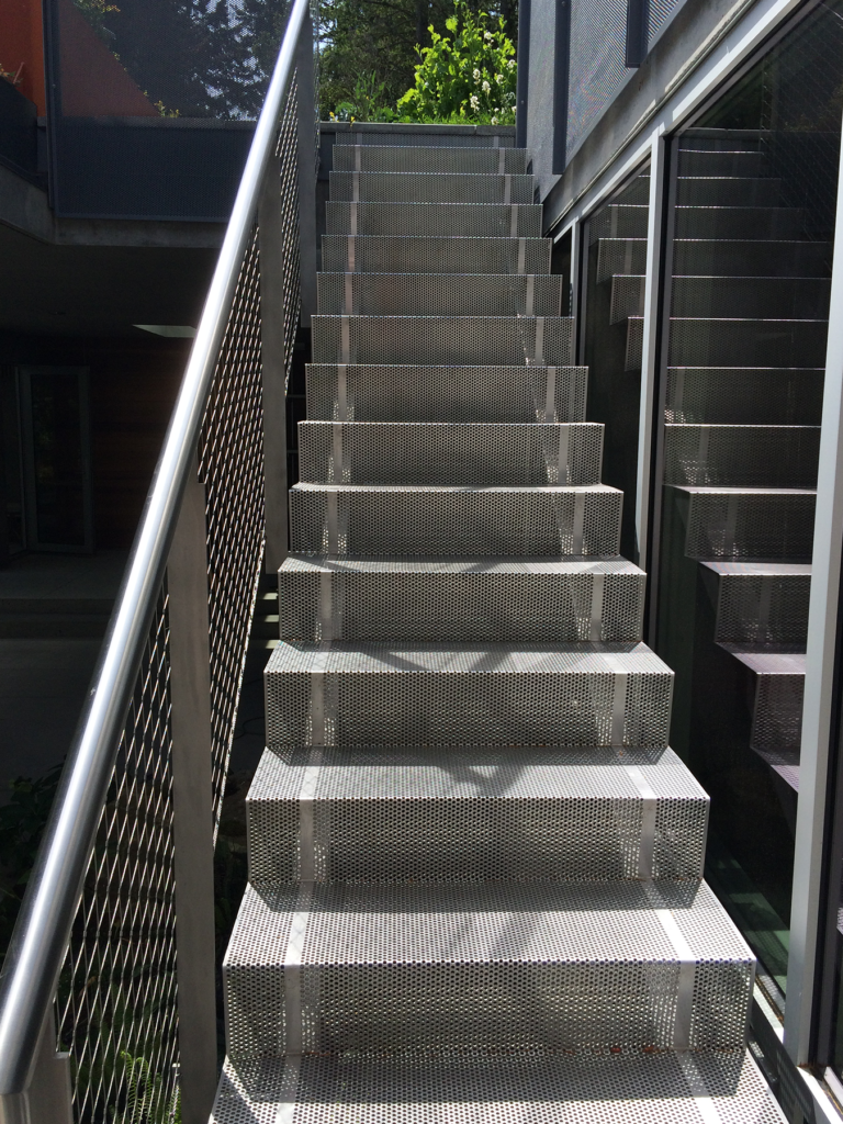 SS Staircase Front