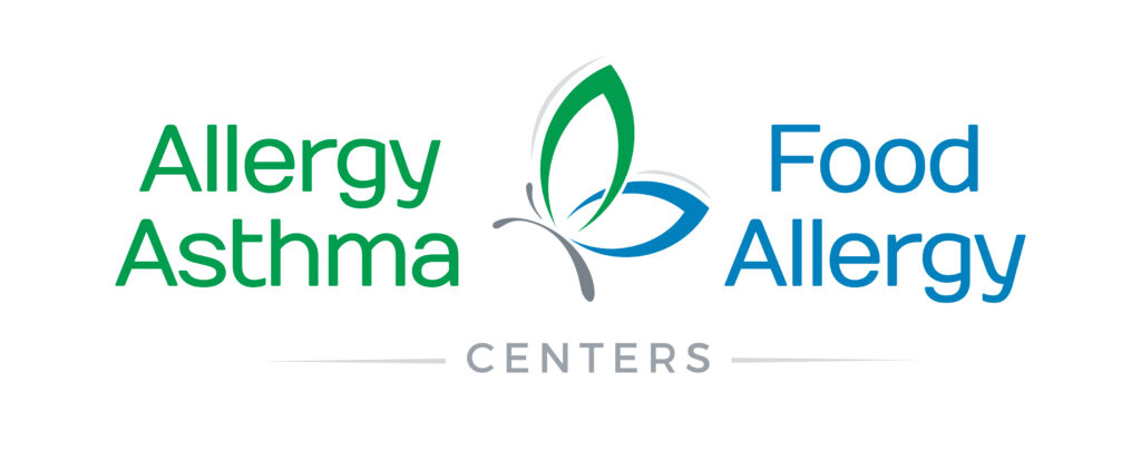 Allergy, Asthma and Food Allergy Centers logo