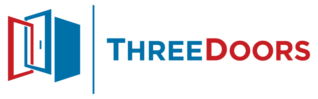 Three Doors Realty Logo