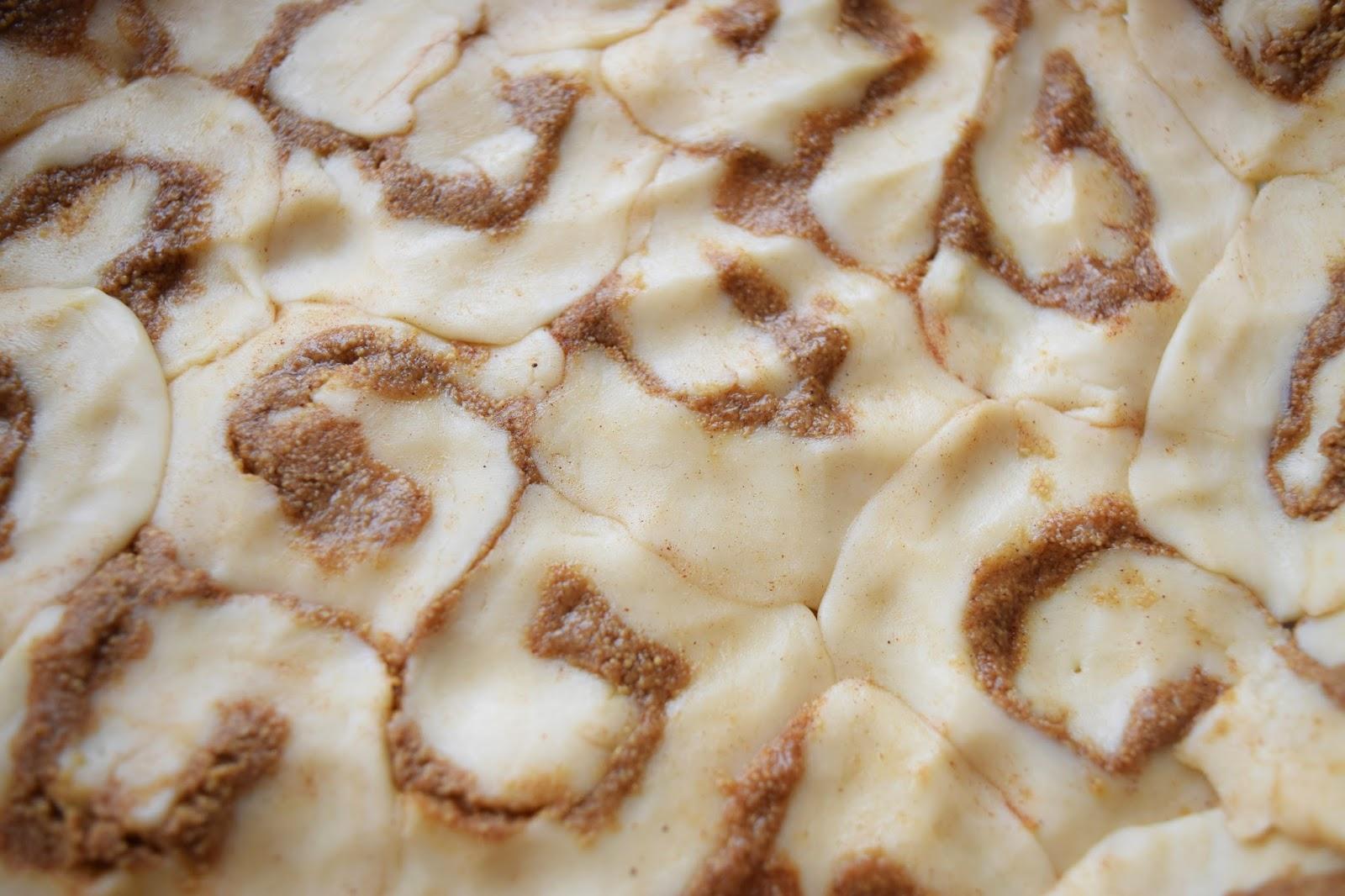 cinnamon roll pie crust recipe