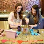 Public Lives: Sequins Are A Girls Best Friend | Secret Recipes: Chocolate Cherry Cupcakes