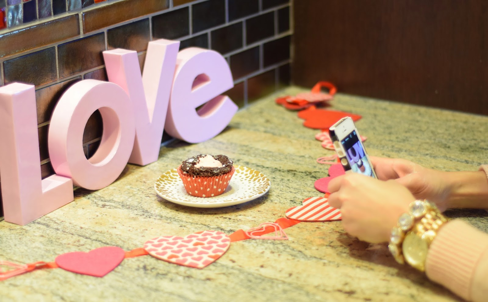 Public Lives: Sequins Are A Girls Best Friend Secret Recipes: Chocolate Cherry Cupcakes