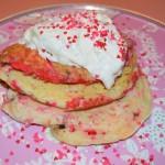 Public Lives: Corri McFadden | Secret Recipes: Valentine's Day Pancakes