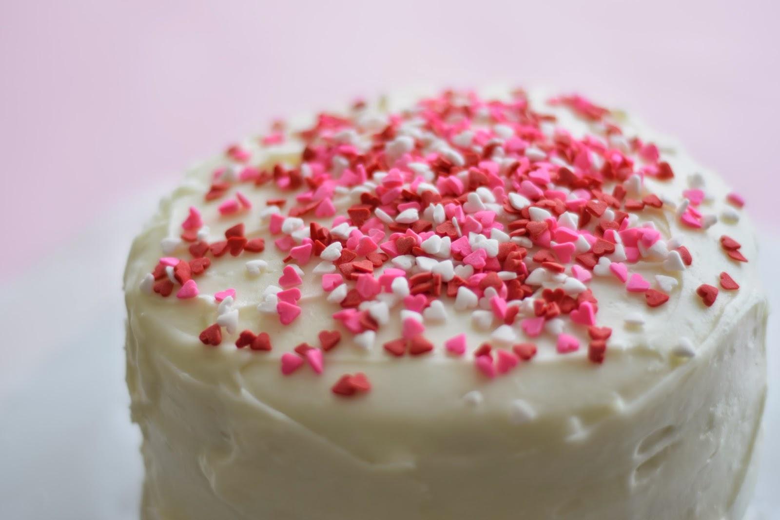 Ombre Cake Recipe
