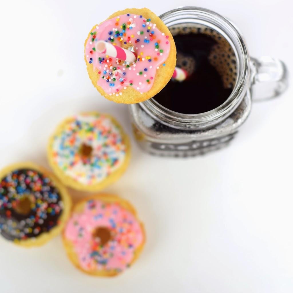 Coffee & Mini Donuts Recipe