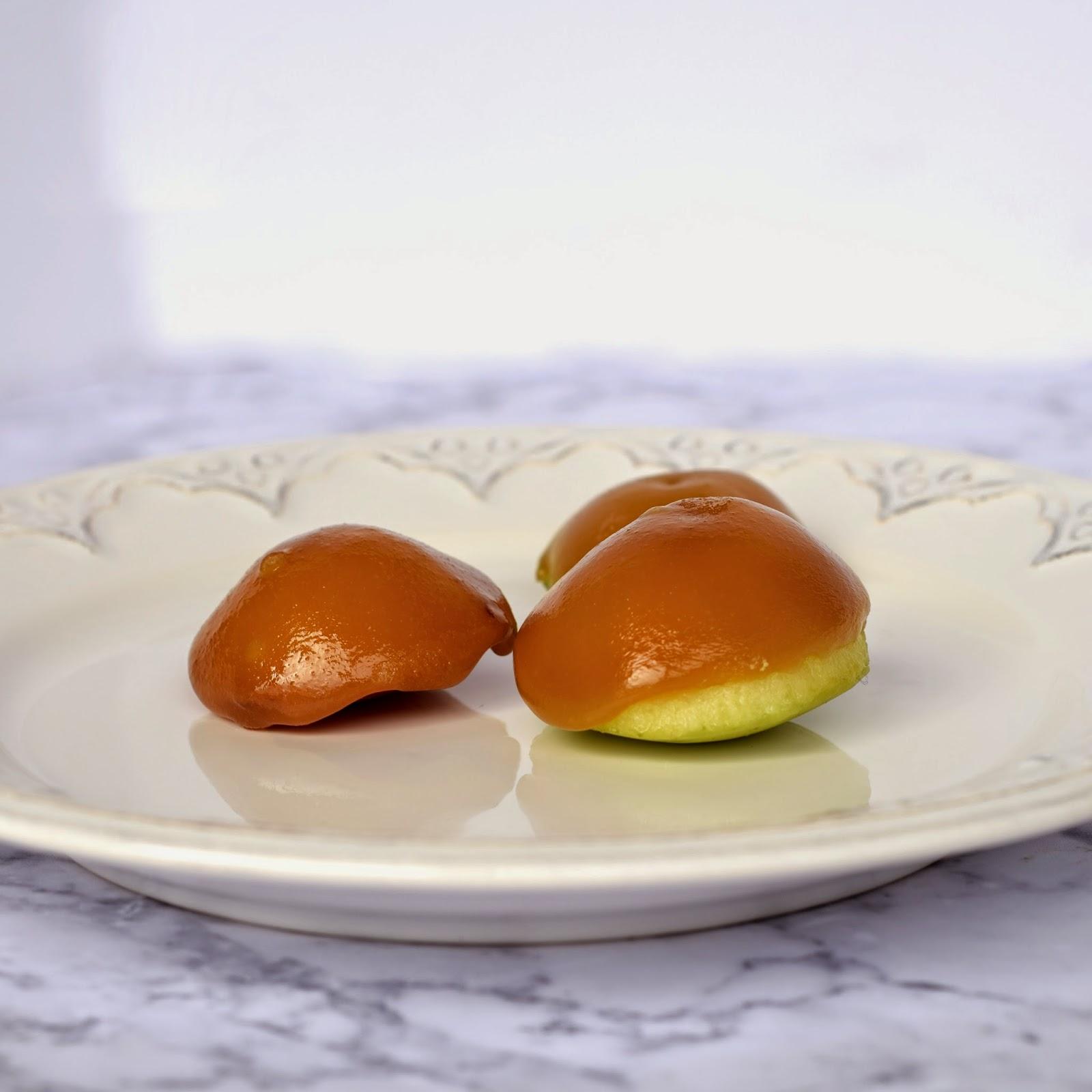 Caramel Apple Bite Recipe