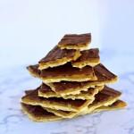 Easy Matzo Toffee Recipe