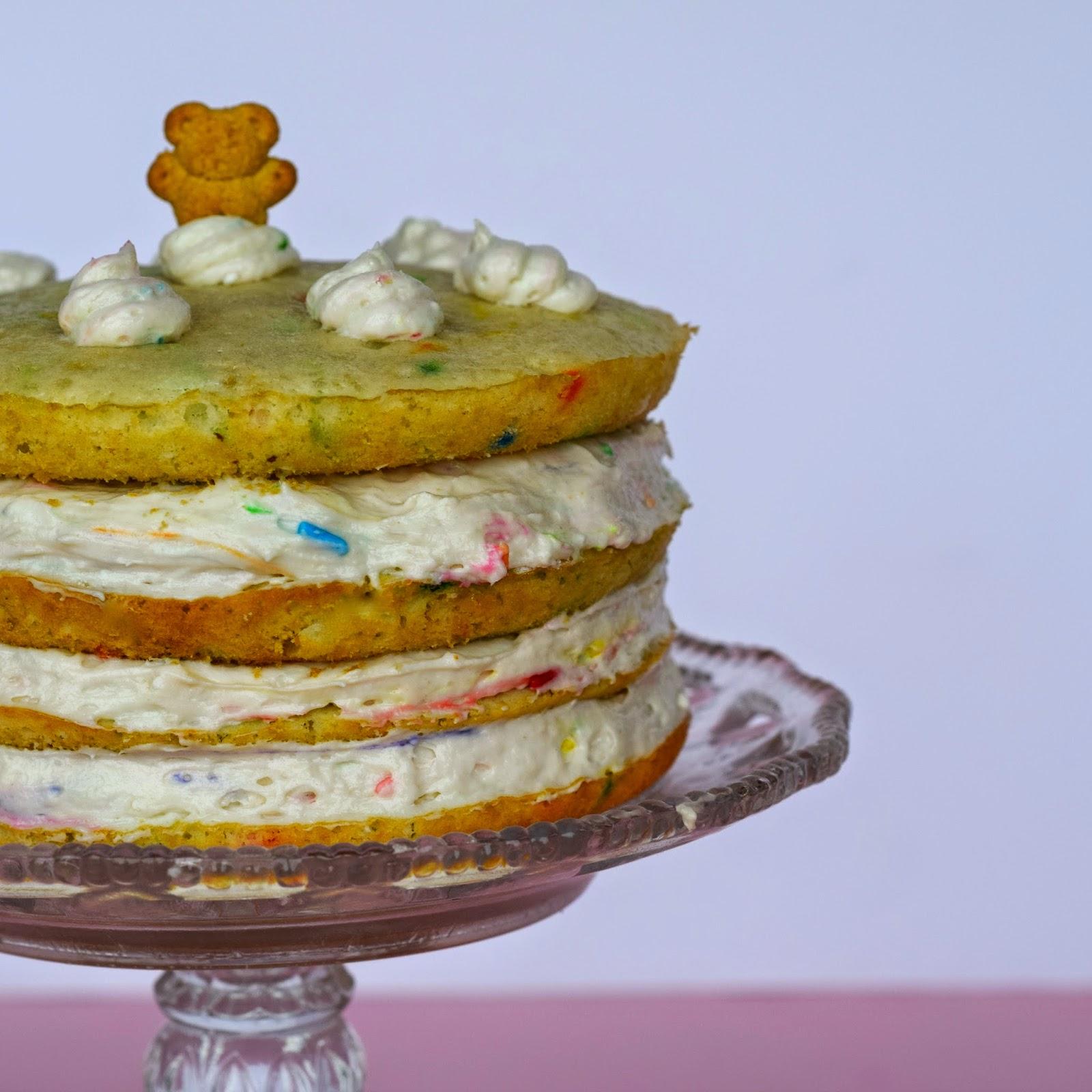 Dunkaroo Cake Recipe