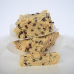 No-Bake Cookie Dough Fudge Recipe