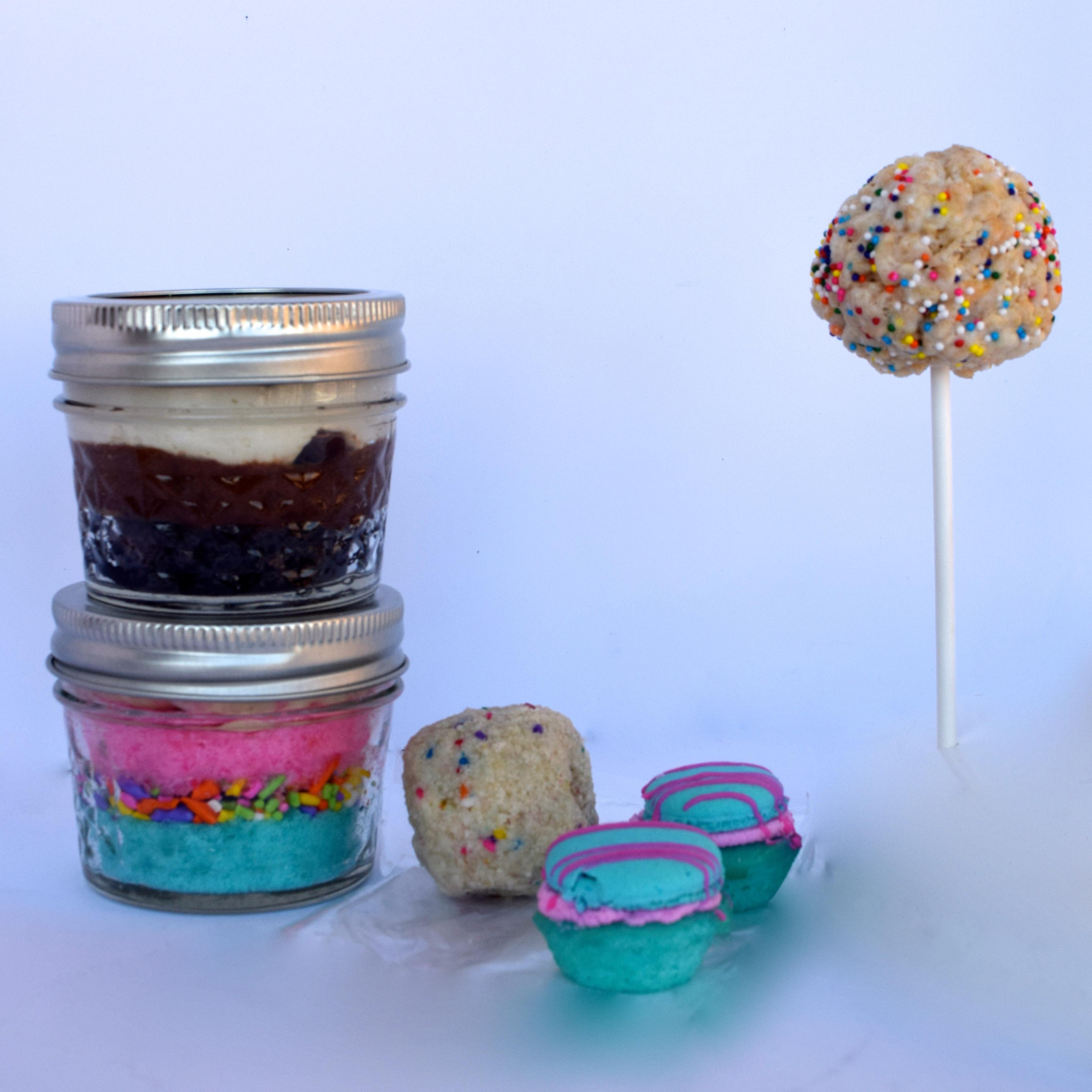 Jars by Dani Baked by Melissa Momofuku Krispops