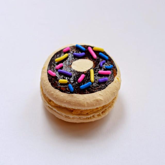 donut macaron recipe