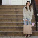 Style Recipe: Spring Transitional Style