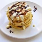 Cinnamon Roll Pancake Recipe