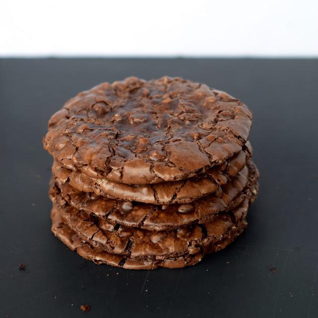flourless brownie cookie recipe