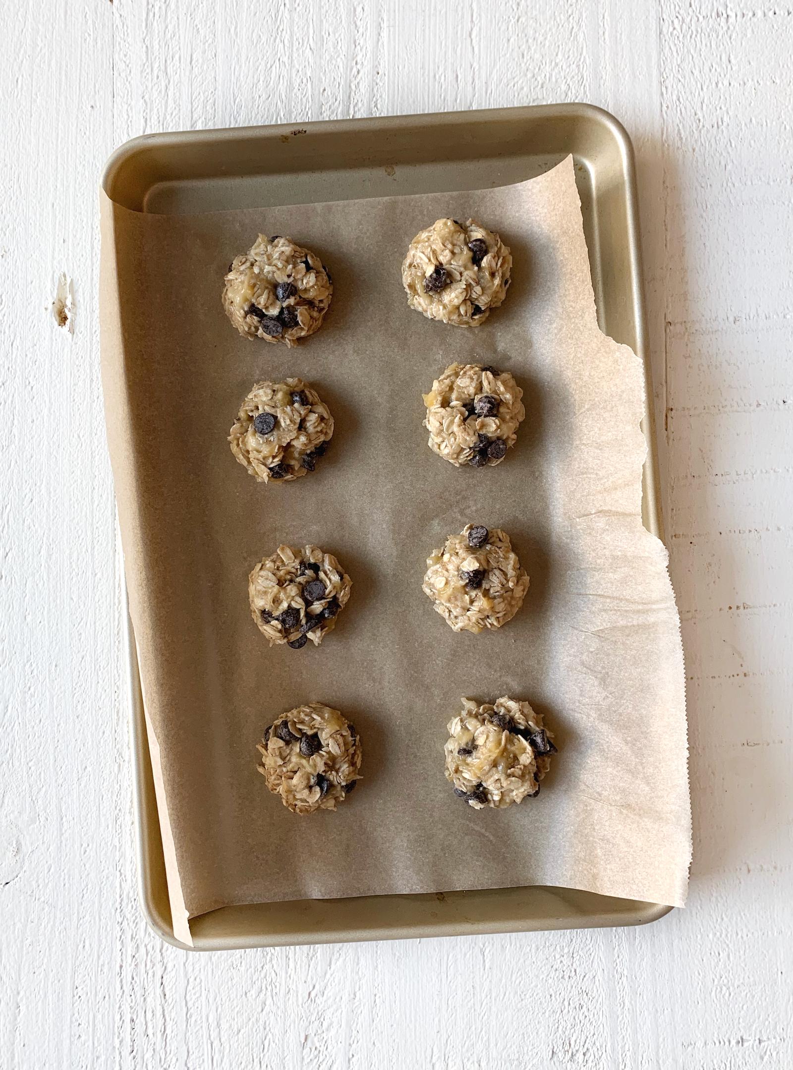 gluten free banana cookie recipe
