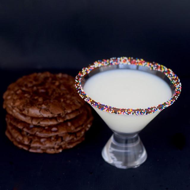 milk sprinkle rim