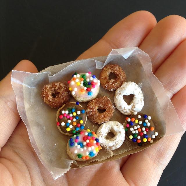 shrunkin' donuts