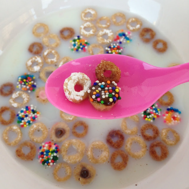 tiny donut cereal