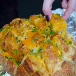 Public Lives: Bustle | Secret Recipes: Bloomin' Onion Cheesy Bread