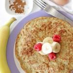 Public Lives: Glitter & Bubbles | Secret Recipes: Healthy Pancakes