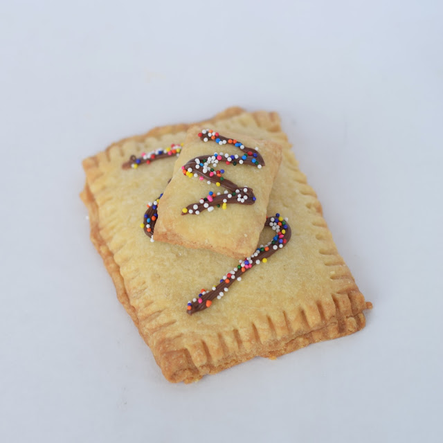 mini nutella pop tart recipe