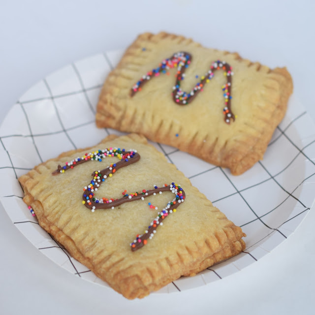 nutella pop tart recipe