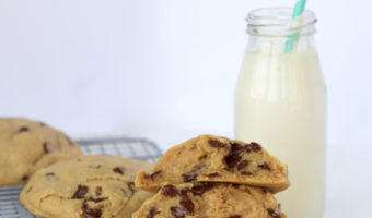 Copycat Levain Bakery Chocolate Chip Cookie Recipe