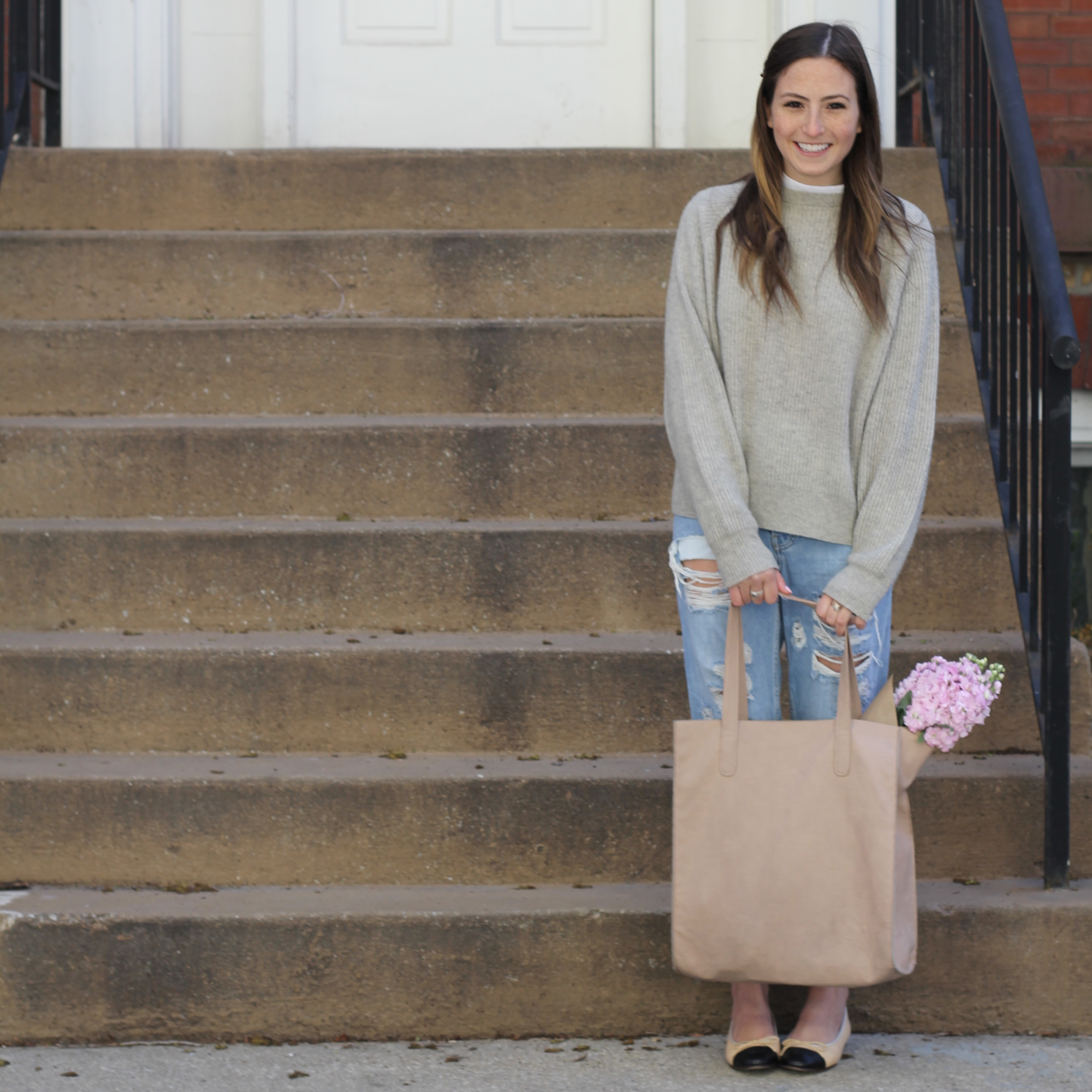 Spring Transitional Style
