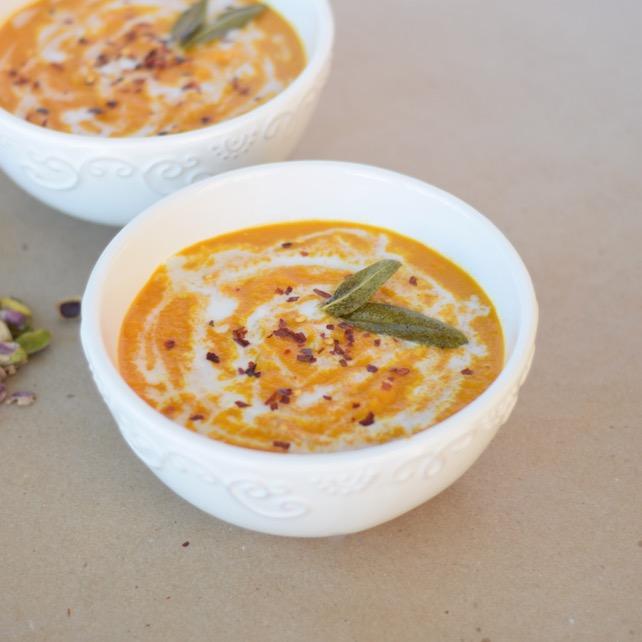 butternut squash curry thai recipe soup