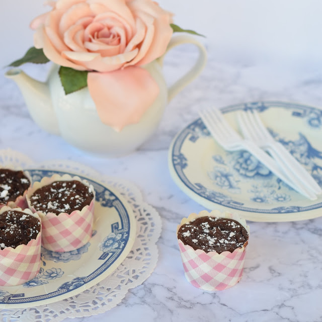 four ingredient nutella cupcake recipe