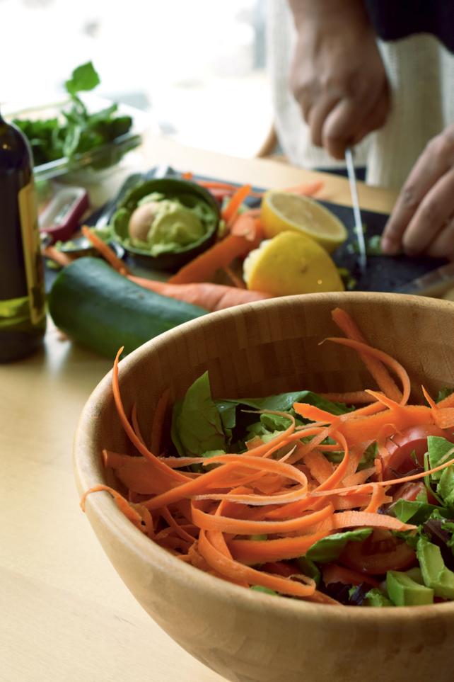 Rach Esquire Salad
