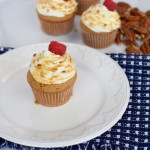 Sweet Potato Cupcakes With Cream Cheese Frosting Recipe